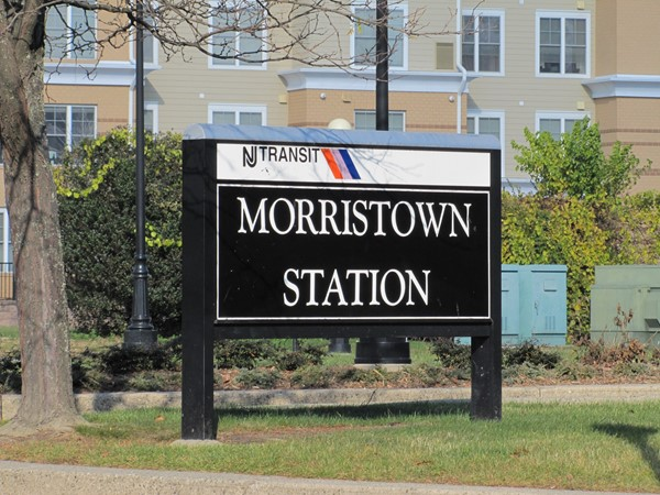 Morristown Historical Train Station