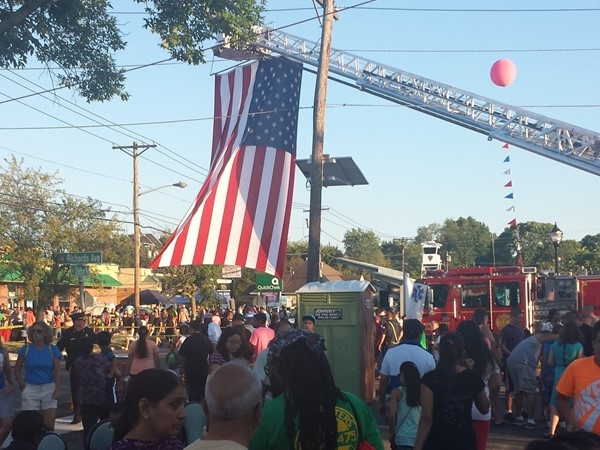 Piscataway National Night Out was a huge success