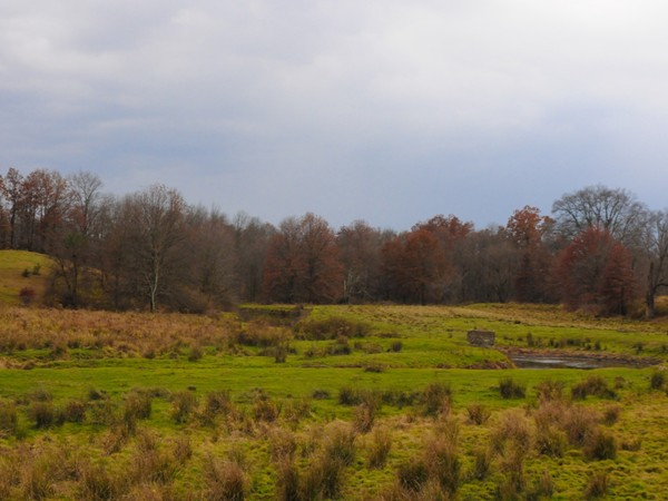 A view of Pleasant Acres Farm and Campground.