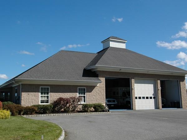 Mansfield Township Ambulance Corps.