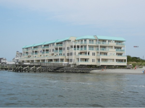 Townsend Shoals Bay and Inlet Front Condos
