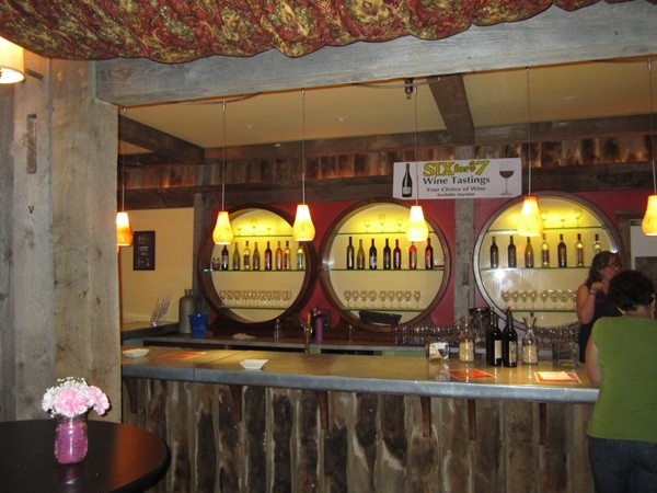 Taste these amazing wines at your Laurita Bar