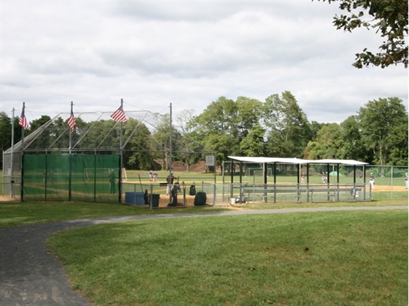 Fair Haven Field Baseball Field