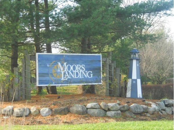 Moors Landing