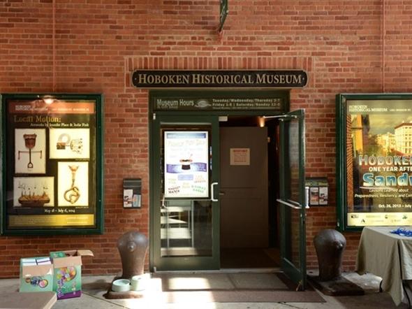 Hoboken Historical Museum.  A little gem packed full or history