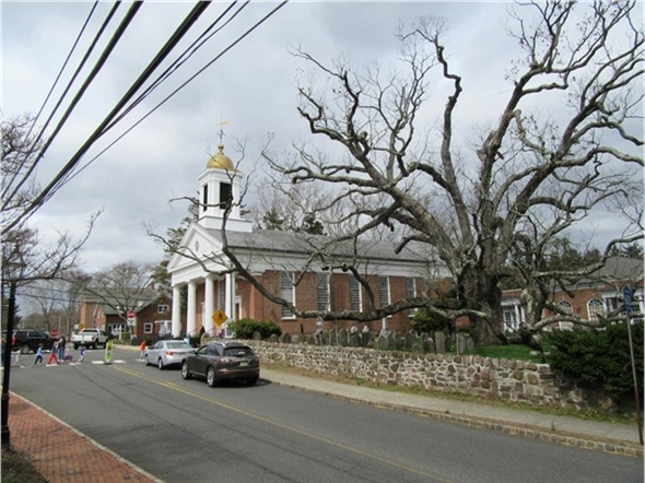 A small, upscale town with strong family values and a sense of history - that's Basking Ridge