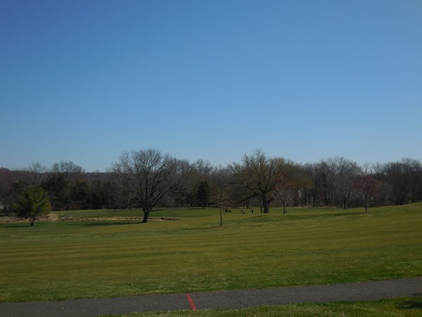 This beautiful 18 hole Green Knoll Golf Course is across the street from the Bridgewater-Raritan HS