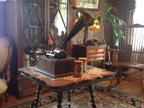 House Tour Victorian Days