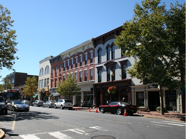 Downtown Red Bank
