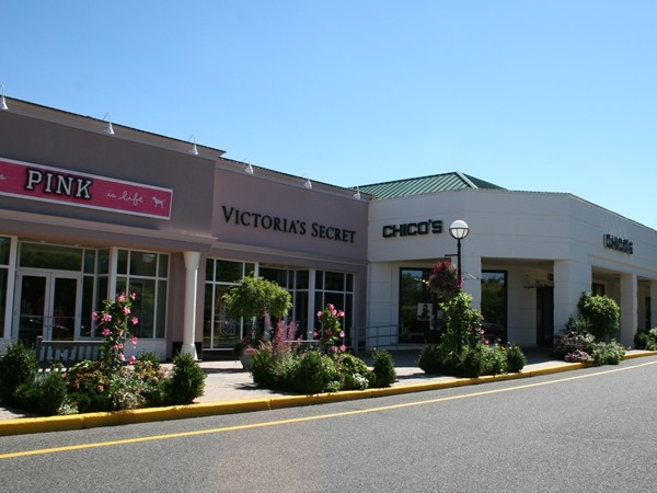 The Grove Shopping Center in Shrewsbury