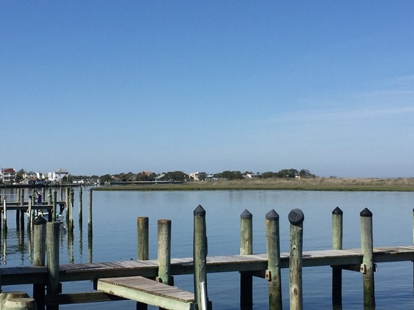 Gorgeous day on Long Beach Island