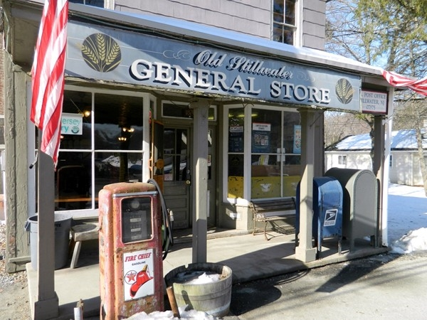 Yes, old fashioned general stores still thrive in NJ... a local meeting spot!