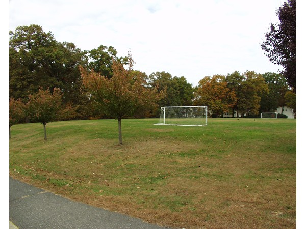 Jessie F. George Elementary School fields