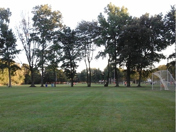 These beautiful soccer fields are a great place for our community to come together