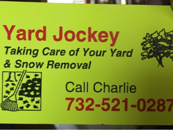 Leaves are falling and snow is coming.  Looking for some help? Give Yard Jockey a call
