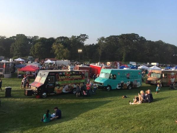 Food Truck Festival at Turkey Brook Park in Mount Olive
