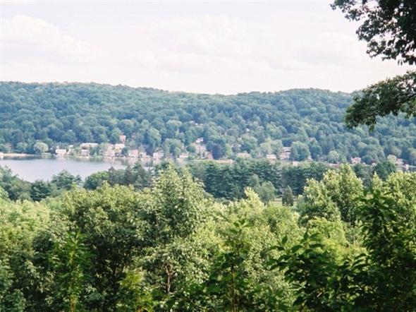 Incredible views of Lake Mohawk