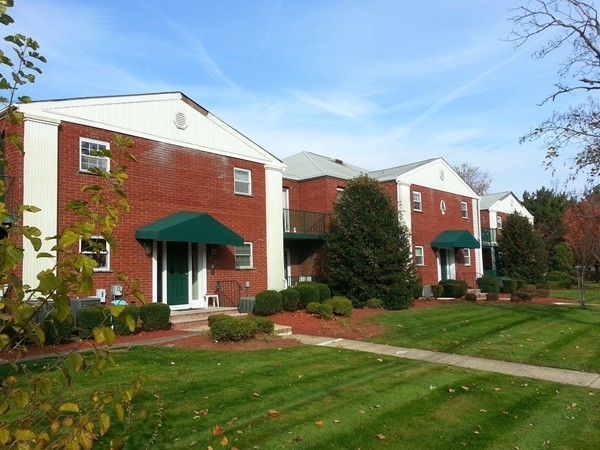 Galsworthy Arms in West End Long Branch is a mix of one and two bedroom apartment style condos.