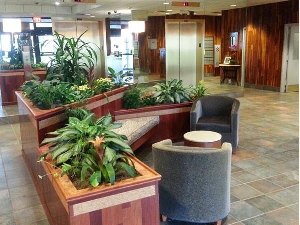 The Channel Club lobby