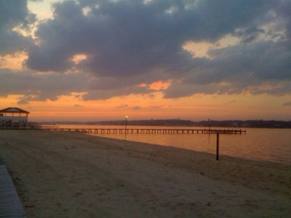 Wildwood Pier Sunset