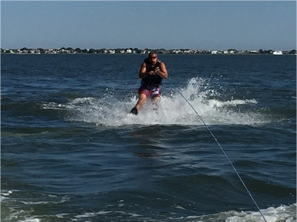 Havin some water fun on LBI