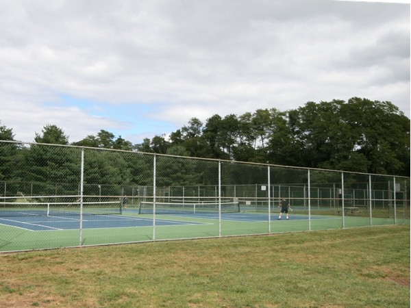 Fair Haven Field Tennis Courts