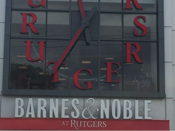 Summer leads to college road trips. Put Rutgers on the list and stop by the bookstore
