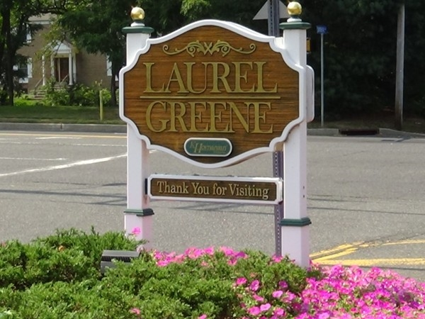 Laurel Green Townhome Community in Middletown, NJ