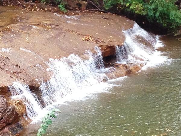 The falls of Tinton Falls