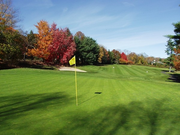 River Vale Country Club: 13th hole