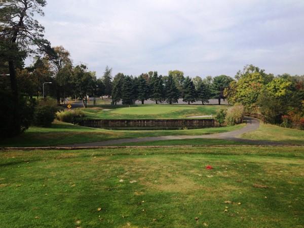 Par 3 at Sun Eagles Golf Course