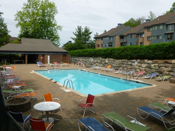 Indian Hollow Condominium -  enjoy a relaxing day by the pool