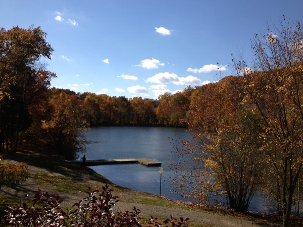 Enjoy the Fall views and almost 300 acres of color. Next social event is the 10/18 Octoberfest Party