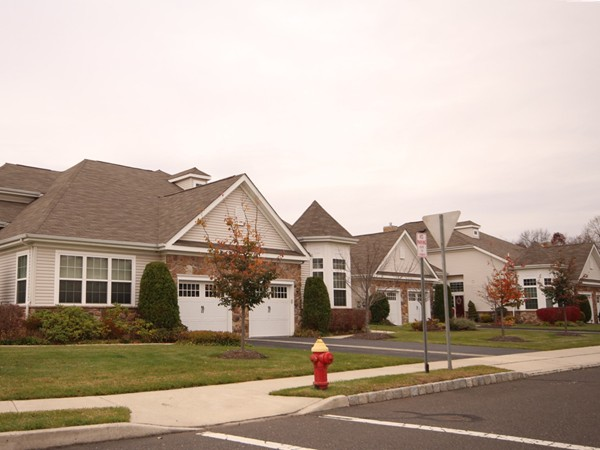 Lovely 55+ community in Lawrence Township