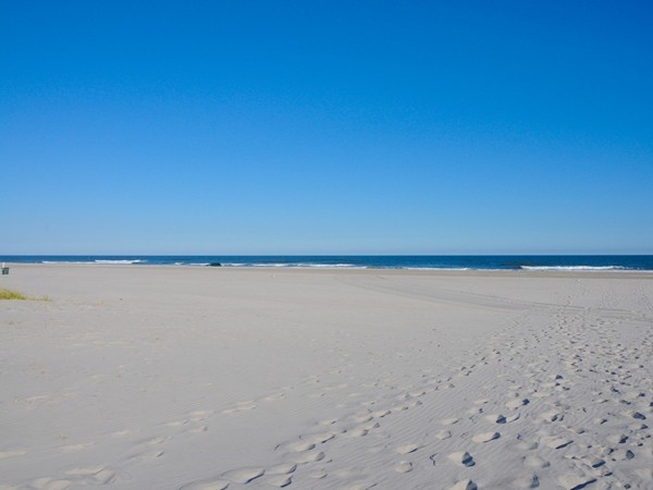 Enjoy one of many of the beautiful beaches in Brigantine