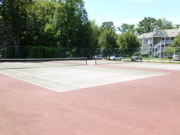 Tennis Courts at Society Hill