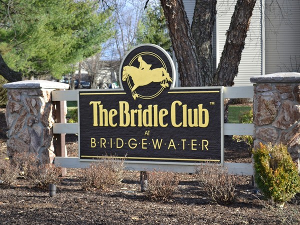 Welcome to the Bridle Club Townhouse Development. Close to Raritan Valley Country Club