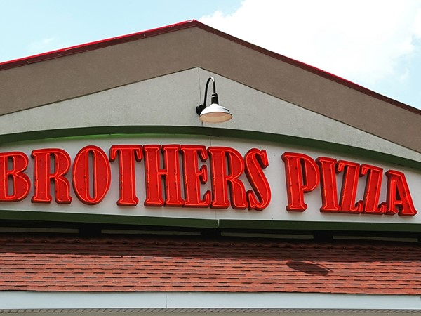 Brothers Pizza on Rte. 33 been here for years and still has awesome pizza