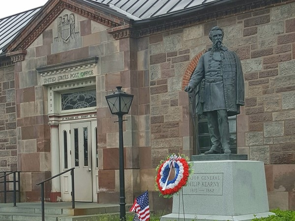 General Kearny at Midland Avenue Post Office