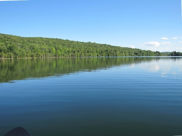 Lake Aeroflex is the perfect place to explore from a kayak