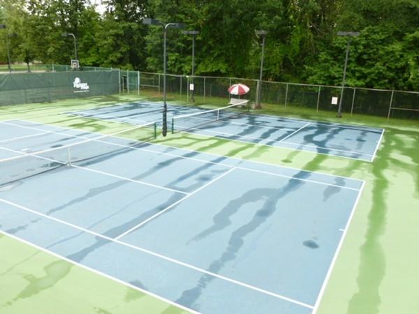 Ramapo Ridge Tennis Courts
