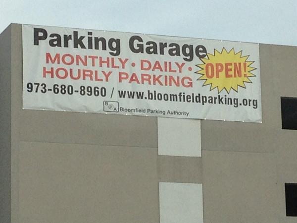 Bloomfield Center - Glenwood Village Parking Deck
