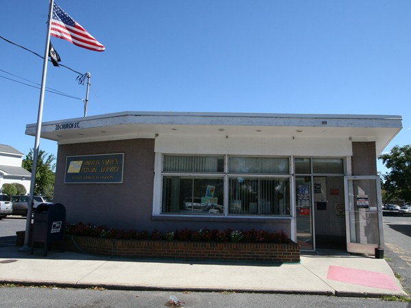 Little Silver Post Office