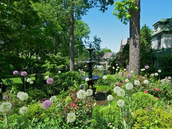 Soon it'll be summer in Parsippany's Victorian Village - Mount Tabor