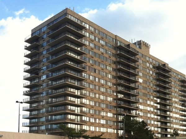 The Admiralty, an oceanfront high-rise full-amenity condominium in Monmouth Beach