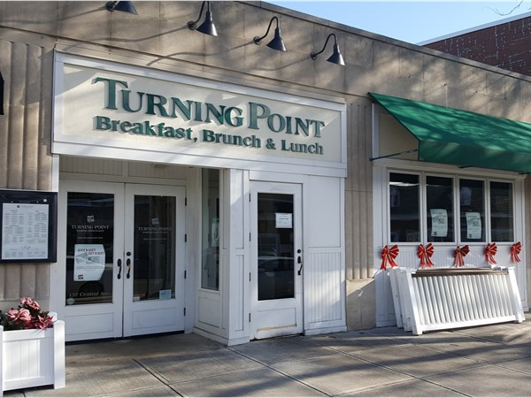 Turning Point in Westfield. Great breakfast or brunch! Don't pass this by without a try