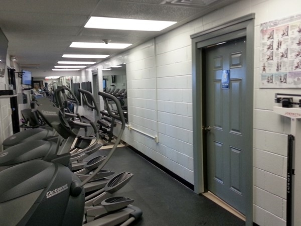 The Shores condominium in Monmouth Beach has recently expanded and remodeled its fitness center.