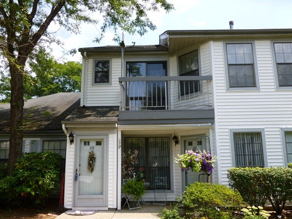 Pond Meadows Condominium unit - a 55+ adult community