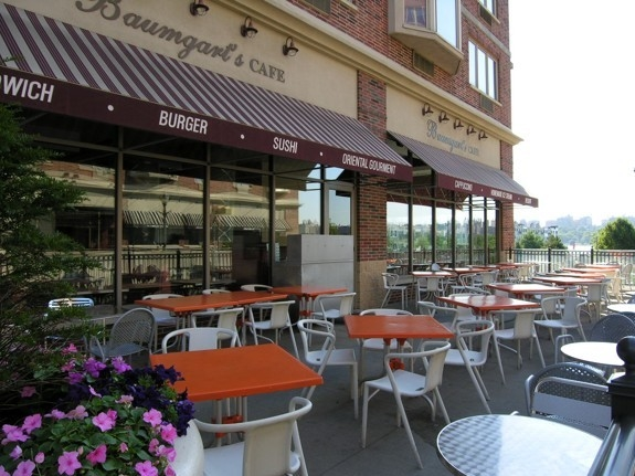 Restaurants at City Place, Edgewater