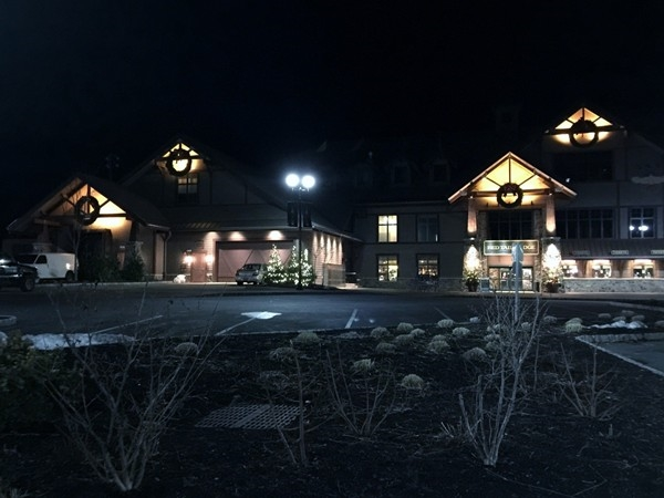 Rustic charms meet high-tech elegance in the new 55,000 square foot Redtail Lodge at Crystal Springs